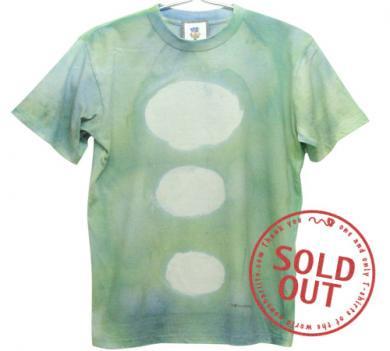 むら染めスフィアTシャツ(Mens S)056