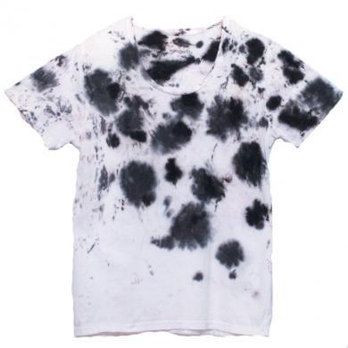 むら染めTシャツ(Men's M)t15006 (d)