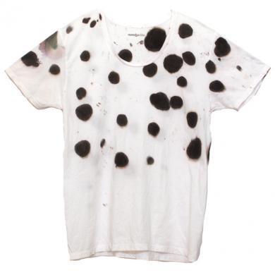 むら染めTシャツ(Men's L)t15004