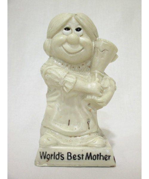お母さんメッセージドール World's Best Mother  70年代