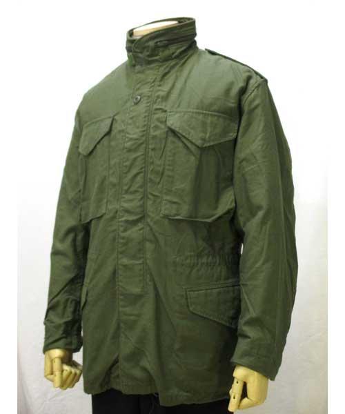 US ARMYミリタリーM-65フィールドジャケット80年代 実物 Sサイズ