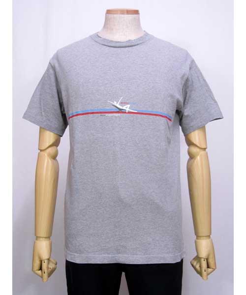 白タグSTUSSYプリントTシャツM USA製90's
