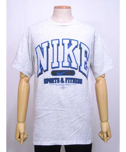 NIKE霜降りプリントTシャツ新品 90年代