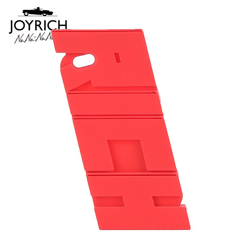 《30%OFF》JOYRICH×NaNa-NaNa(ナナ ナナ) /IPHONE 6 SILICON CASE SOLID LOGO -RED-