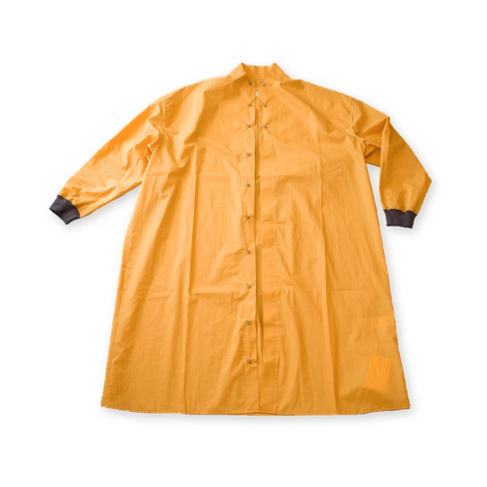 ippei takei [イッペイタケイ]rib long shirts#yellow