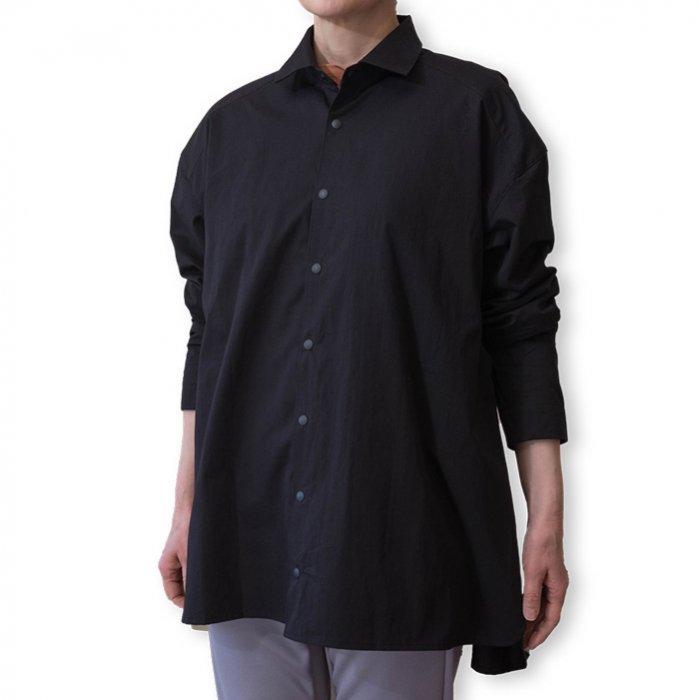 ippei takei [イッペイタケイ] Big shirts #black