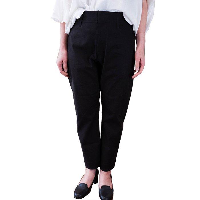 ippei takei [イッペイタケイ] ジョッパーズパンツ#ブラック