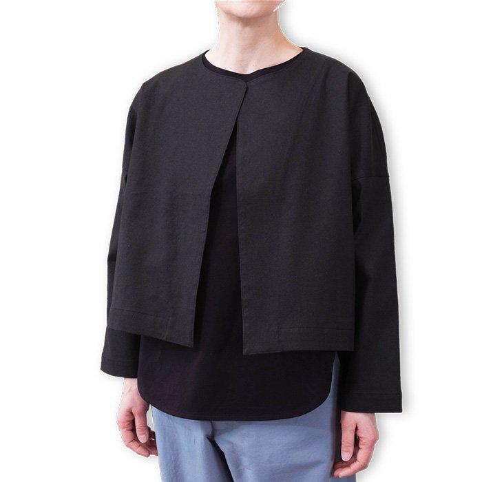 ippei takei [イッペイタケイ]  shirtsカーディガン#ブラック