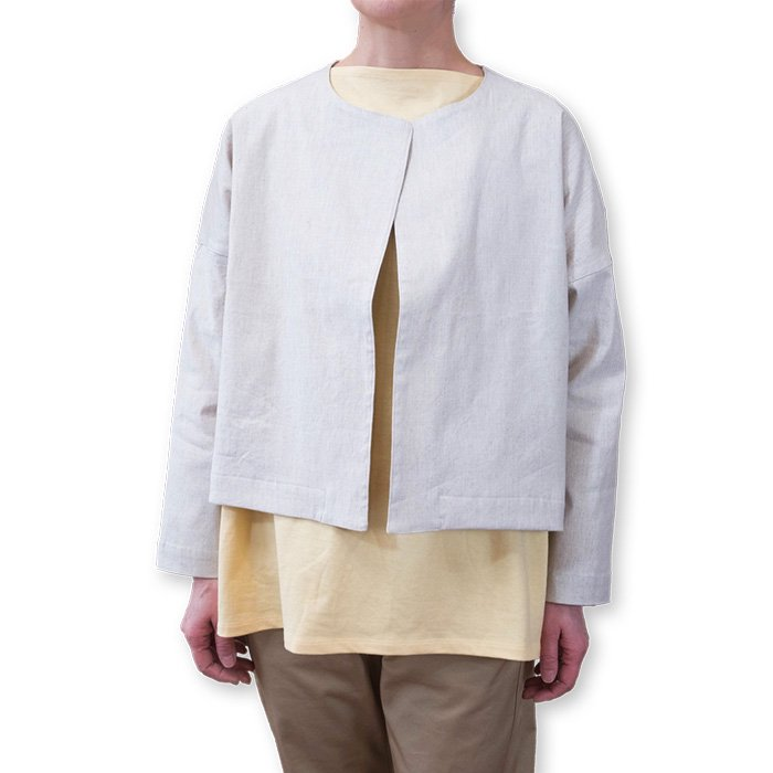 ippei takei [イッペイタケイ]  shirtsカーディガン#キナリ