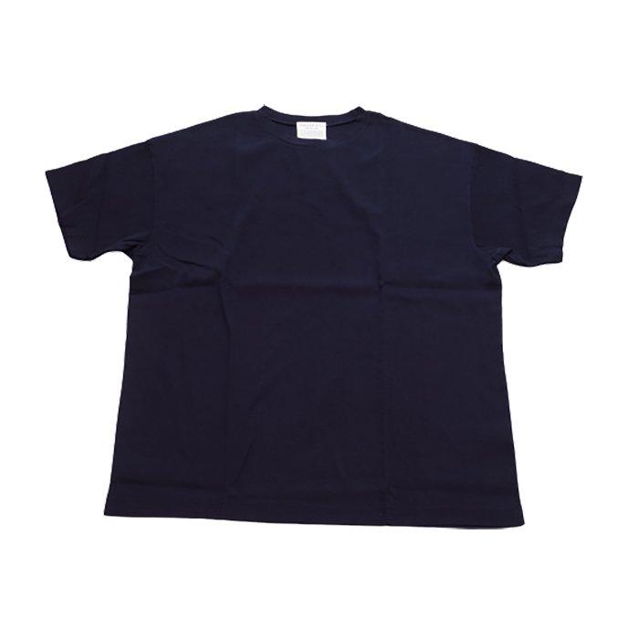 アンティパスト ビワコットンビックTシャツ #ネイビー