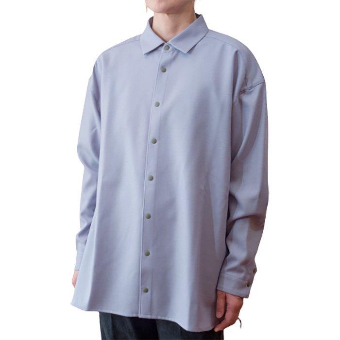 ippei takei [イッペイタケイ] Big shirts #パープル