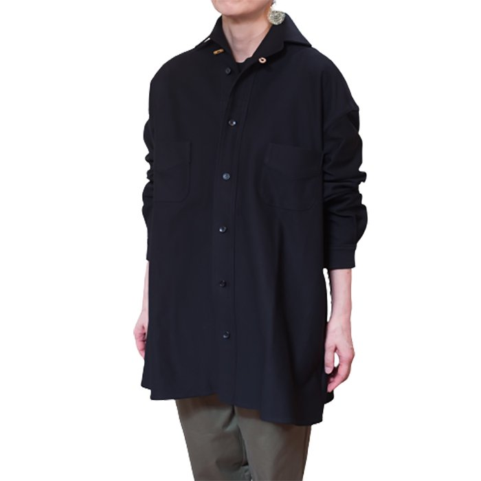 ippei takei [イッペイタケイ]mountain shirts#black