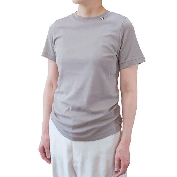 アンティパスト 蜂付きTシャツ  #グレー