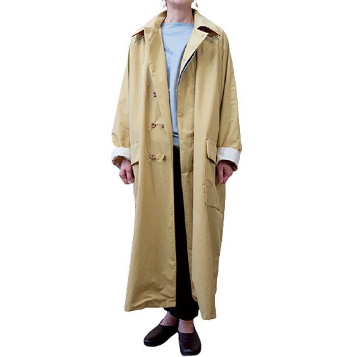ippei takei [イッペイタケイ] soutiencollar  coat #ミモザ