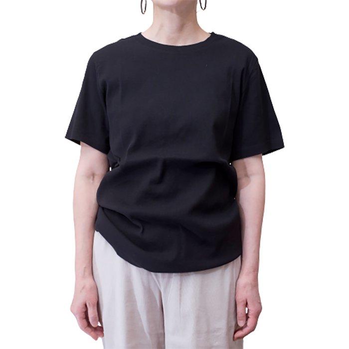 アンティパスト ビワコットン半袖Tシャツ #ブラック