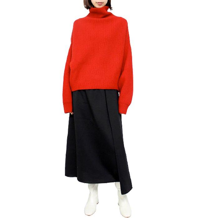 KOFTA  Knitting All スカートパンツ #C.ダークネイビー