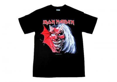 IRON MAIDEN TシャツMサイズ