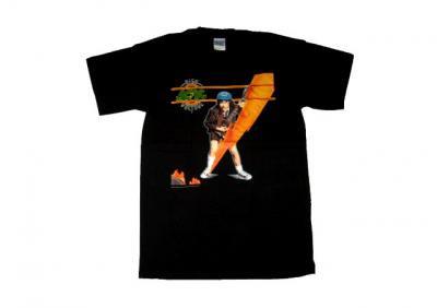 AC/DC TシャツSサイズ