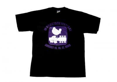 WOODSTOCK Tシャツ
