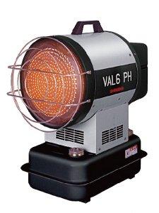 遠赤外線ヒーター バルシックスシリーズ IP-SIZ_VAL6-PH60HZ