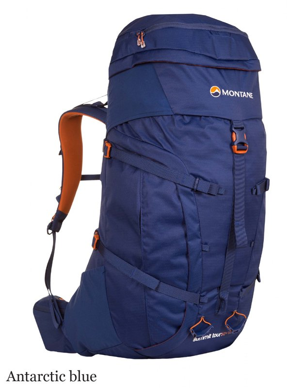 SUMMIT TOUR 50+15L BACKPACK