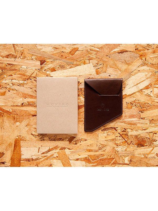 MUNIEQ|Tetra Drip 02SL (02S+LeatherCase)
