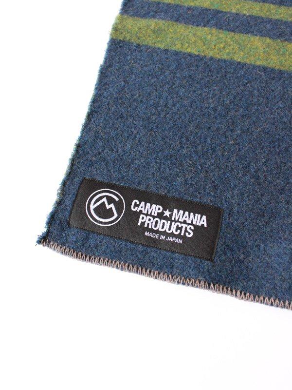 CAMP MANIA|ORIGINAL WOOL BLANKET ジュニアサイズ