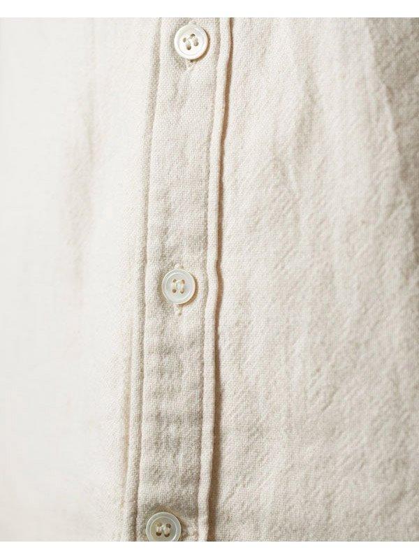 取り扱いブランド [ S ] Organic OX Shirt Womens