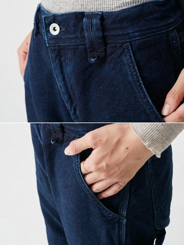 取り扱いブランド [ S ] Okayama OX Pants Indigo
