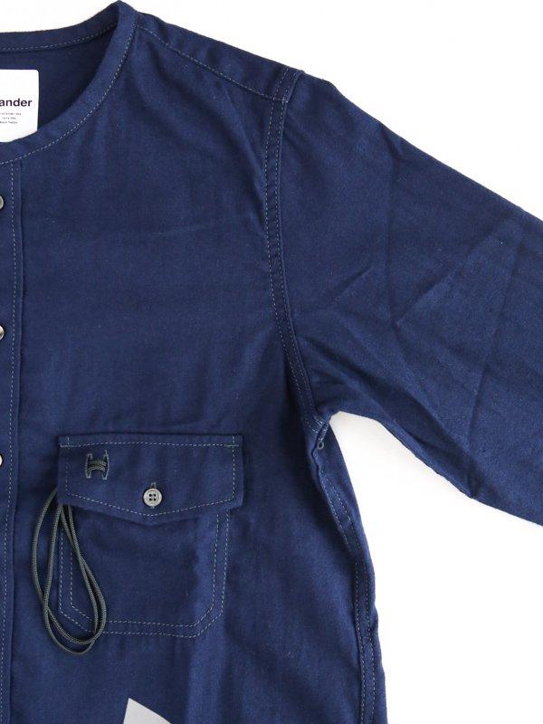 取り扱いブランド [ A ] women's thermo nell collarless shirt
