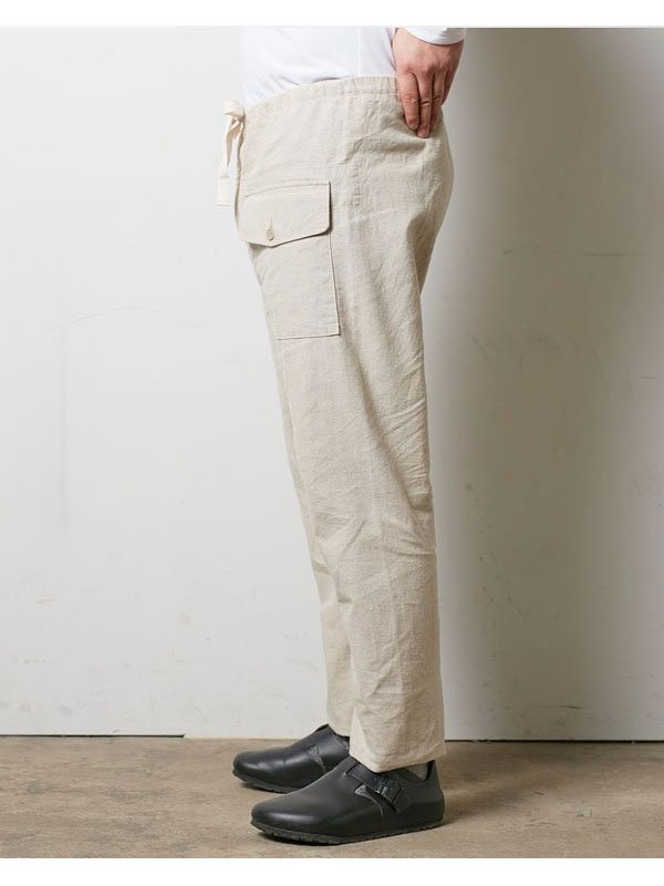 Safari Linen Pants