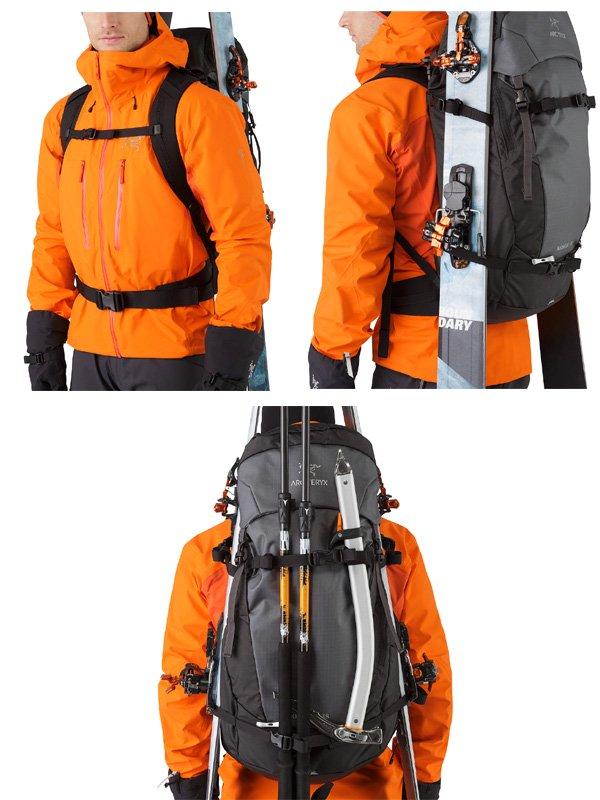 取り扱いブランド [ A ] Khamski 38 Backpack