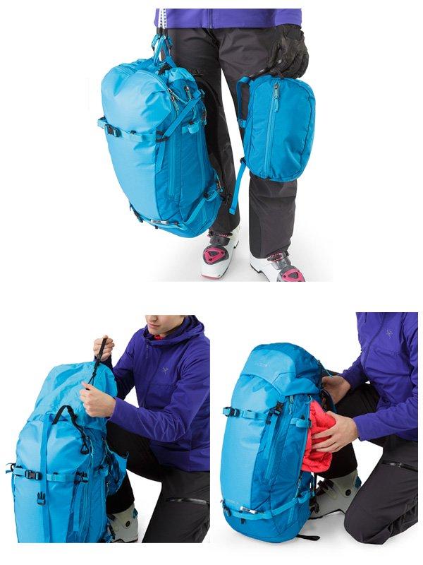 取り扱いブランド [ A ] Khamski 31 Backpack