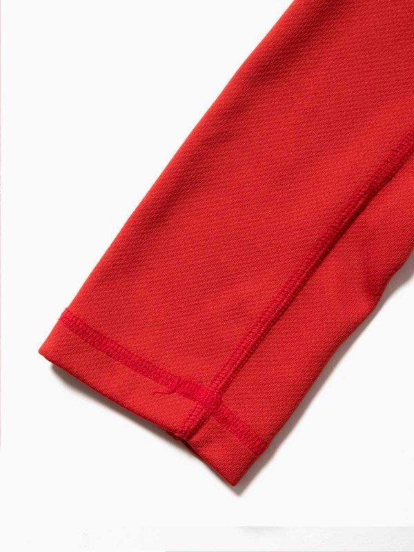 取り扱いブランド [ A ] W's dry jersey long sleeve T #Khaki