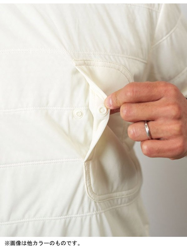Flexible Insulated Half Sleeve #Olive