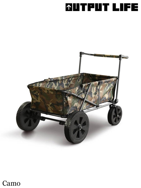 OUT PUT LIFE|Grande Carry Wagon #Camo