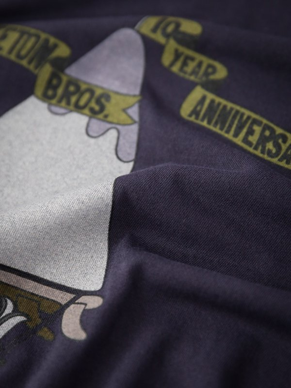 10th Anniversary Tee (Men) #Navy