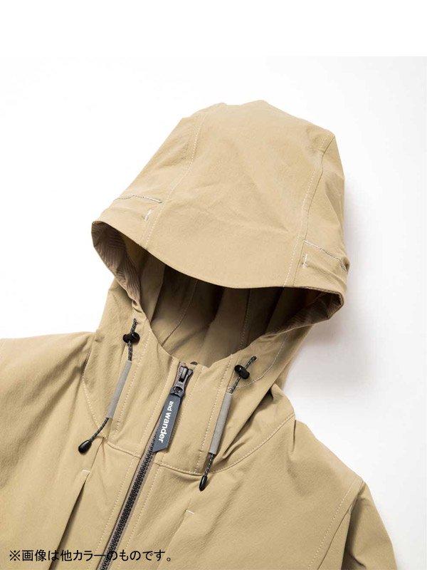 nylon stretch jacket #Black<img class='new_mark_img2' src='https://img.shop-pro.jp/img/new/icons6.gif' style='border:none;display:inline;margin:0px;padding:0px;width:auto;' />