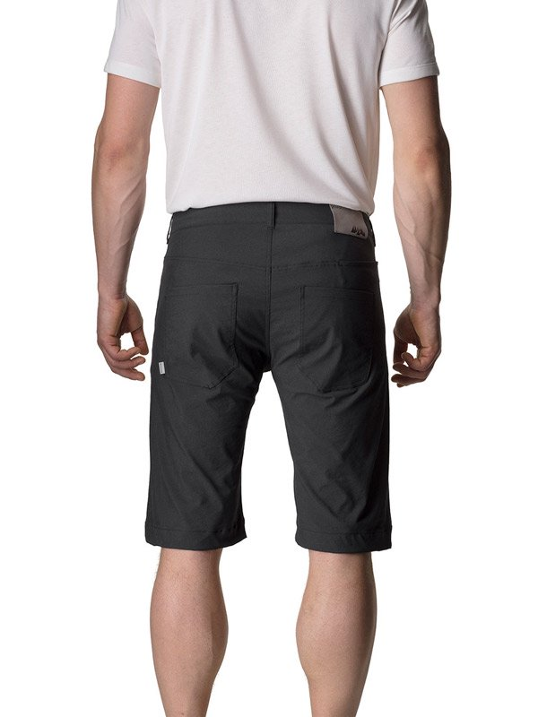 M's Way To Go Shorts #Rock Black