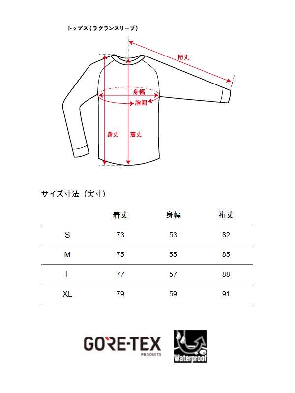 NOWEATHER GTX Shirt #K