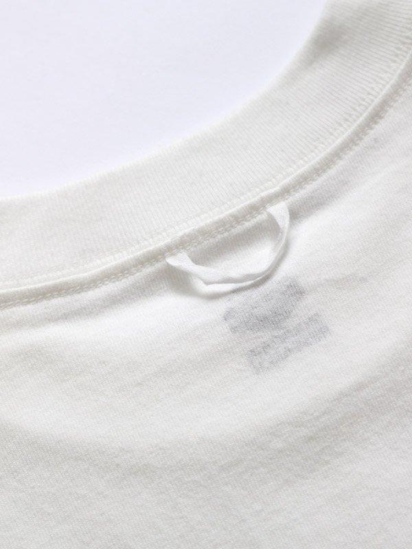 Pocket Tee L/S (2717) #White