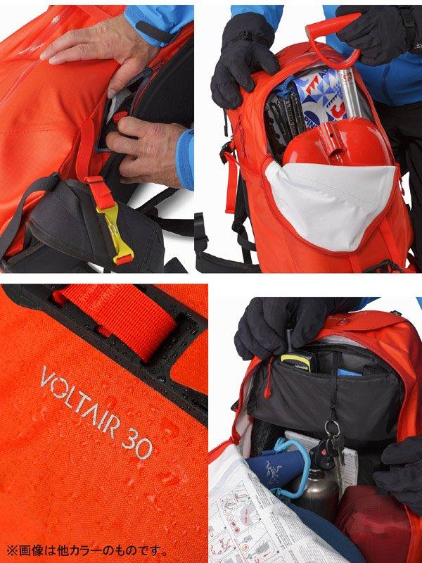 Voltair 30 Backpack #Black