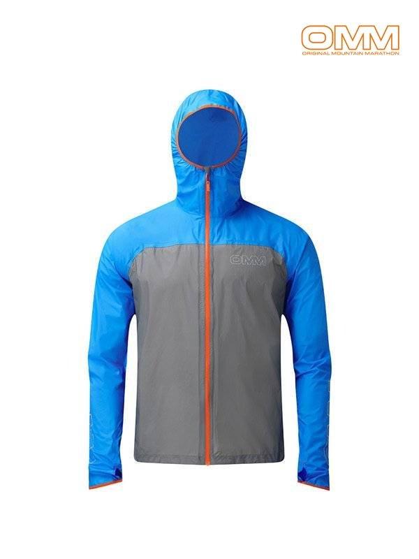 Halo Jacket #Blue/Grey