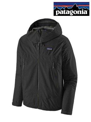 Men's Cloud Ridge Jacket #BLK [83675] _ patagonia   パタゴニア