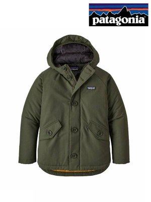 Boy's Insulated Isthmus Jacket #ARGR [68045] _ patagonia | パタゴニア