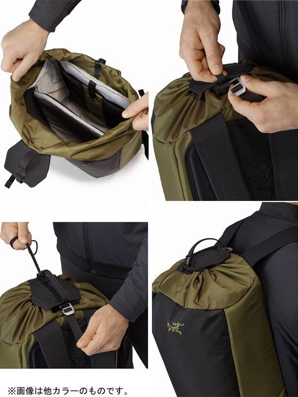 Arro 20 Bucket Bag #Black [24017][L07244900]