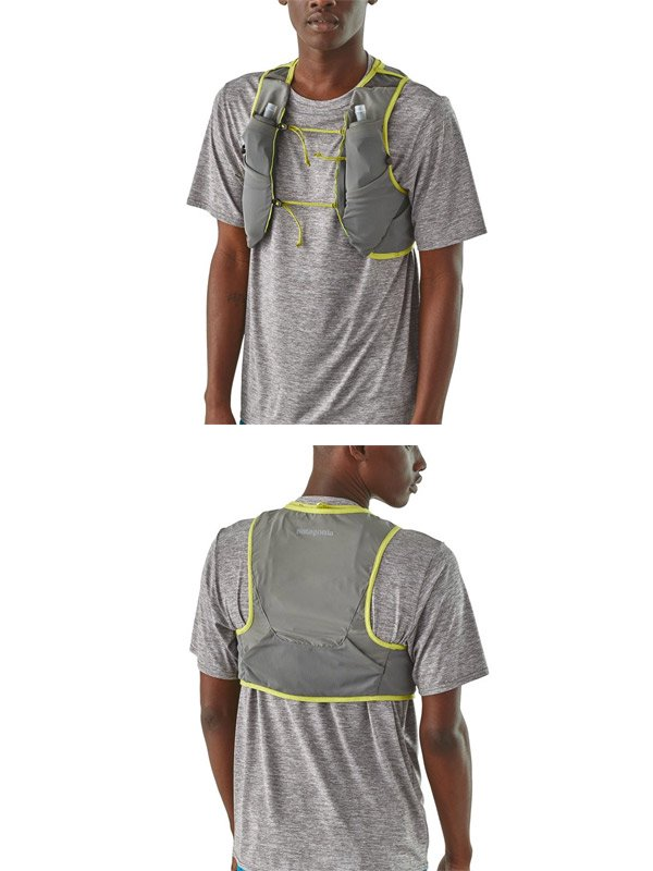 Slope Runner Vest 4L #CAGR [49520]