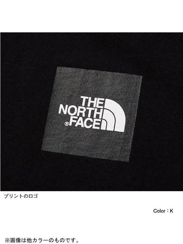 S/S Square Logo Tee #PA [NT81930]