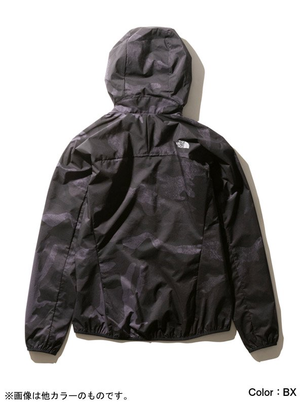 W's Novelty Swallowtail Vent Hoodie #WX [NPW71983]