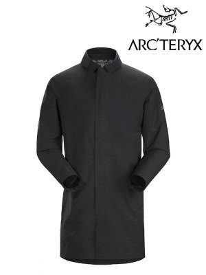 Keppel Trench Coat #Black II [19718][L07227100] _ ARC'TERYX | アークテリクス